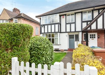 Thumbnail 3 bedroom end terrace house for sale in Cannon Lane, Pinner, Middlesex