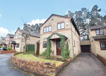 Thumbnail 4 bed detached house to rent in Chesterblade Lane, Bracknell, Berkshire