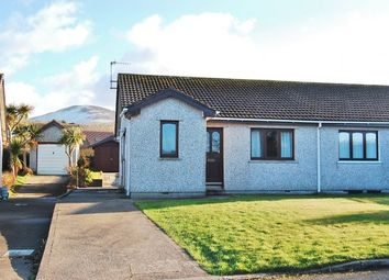 Thumbnail 3 bed bungalow for sale in Slieau Curn Park, Kirk Michael
