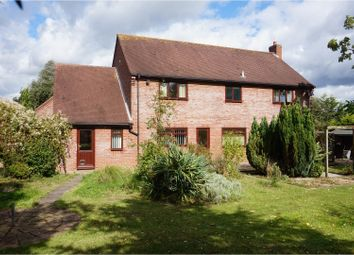 Thumbnail 6 bed detached house for sale in Rows Meadow, Hempnall, Norwich