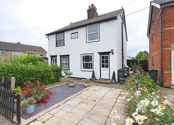 Thumbnail 2 bed cottage for sale in Ulting Road, Hatfield Peverel, Chelmsford, Essex