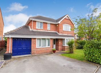 Thumbnail 4 bed detached house for sale in Spring Close, Pontefract