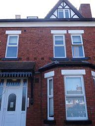 Thumbnail Studio to rent in Flat 1 Burton Road, Manchester