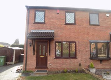 Thumbnail 3 bed semi-detached house to rent in Brixham Close, Nuneaton