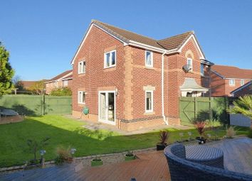 Thumbnail 4 bed detached house for sale in Calluna Close, Weston-Super-Mare