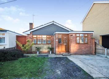 Thumbnail 2 bed detached bungalow for sale in Heideburg Road, Canvey Island