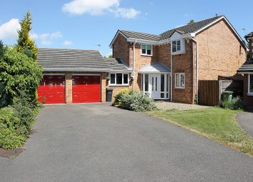 Thumbnail 4 bed detached house for sale in Bowness Avenue, Winsford, Cheshire.