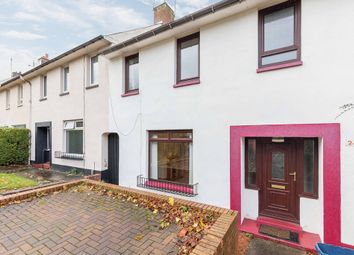 Thumbnail 3 bed terraced house for sale in Ravenswood Avenue, Edinburgh