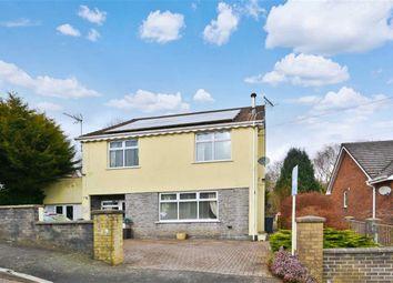 Thumbnail 5 bed detached house for sale in Rock Terrace, Ynysybwl, Pontypridd