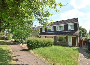 Thumbnail 3 bed semi-detached house for sale in Mandarin Way, Cheltenham, Gloucestershire