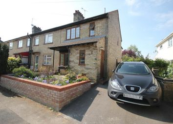 Thumbnail 4 bed end terrace house for sale in Fieldside, Ely