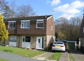 Thumbnail 3 bed semi-detached house for sale in Medway, Crowborough
