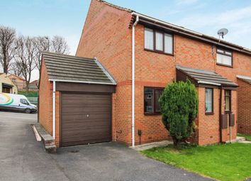 Thumbnail 2 bed semi-detached house for sale in Elder Croft, Bramley, Leeds