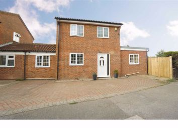 Thumbnail 4 bed link-detached house for sale in Sandwich Drive, St. Leonards-On-Sea, East Sussex