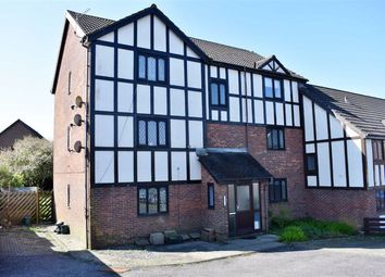 Thumbnail 1 bedroom flat for sale in Cranmer Court, Ravenhill, Swansea