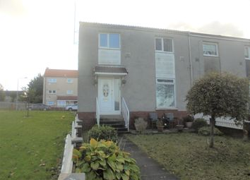 Thumbnail 4 bed terraced house for sale in Broughton Place, Coatbridge