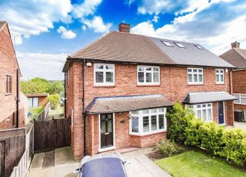 Thumbnail 3 bedroom semi-detached house to rent in Valley Hill, Loughton