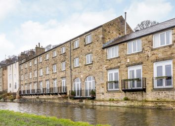 Thumbnail 3 bed barn conversion for sale in Bainbridge Wharf, Skipton