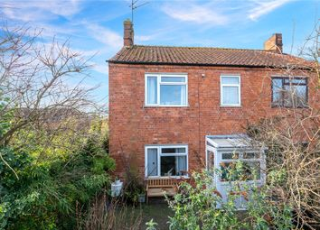Thumbnail 2 bed semi-detached house for sale in Chapel Street, Ruskington, Sleaford, Lincolnshire