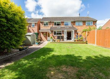 Thumbnail 4 bed semi-detached house for sale in Bayfield Gardens, Dymock, Glos