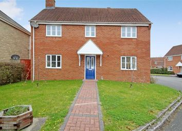 Thumbnail 4 bed detached house for sale in Calstock Road, Oakhurst, Wiltshire