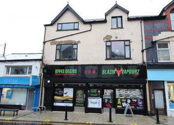 Thumbnail 3 bed flat for sale in Dunraven Street -, Tonypandy