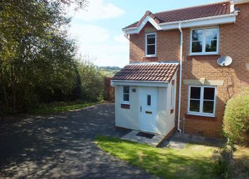 Thumbnail 3 bed semi-detached house to rent in Spitfire Way, Tunstall, Stoke-On-Trent