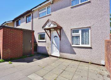 Thumbnail 3 bed end terrace house for sale in Keynsham Grove, Burnley