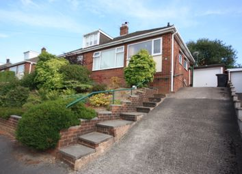 Thumbnail 2 bed semi-detached bungalow for sale in Gill Bank Road, Kidsgrove, Stoke-On-Trent