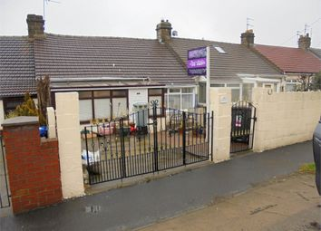 Thumbnail 2 bed terraced bungalow for sale in Yoden Avenue, Horden, Peterlee, Durham