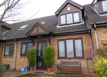 Thumbnail 1 bedroom terraced house to rent in Ambleside Close, Bradley, Bilston