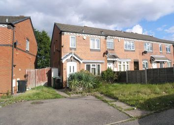 Thumbnail 3 bed end terrace house for sale in St. Marks Road, Dudley