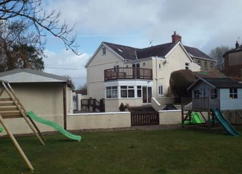 Thumbnail 4 bed semi-detached house for sale in Llannon Road, Pontyberem, Llanelli
