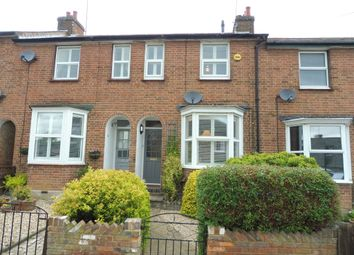 Thumbnail 2 bed terraced house for sale in Wesley Road, Markyate, St. Albans