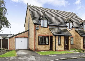 Thumbnail 2 bed mews house for sale in Holly Croft Grove, Tickhill, Doncaster