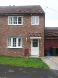 Thumbnail 3 bed end terrace house to rent in Mill Heath, Bettws
