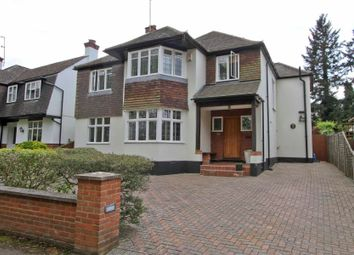 Thumbnail 5 bedroom detached house to rent in Moor Lane, Rickmansworth