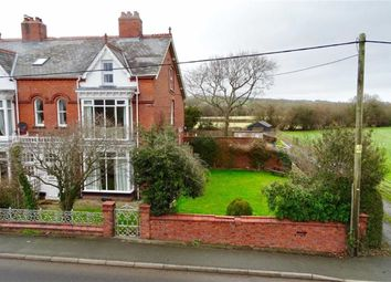 Thumbnail 5 bed semi-detached house for sale in Gorphwysfa, Carno Road, Carno Road, Caersws, Powys