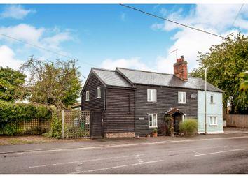 3 bed semi-detached house for sale in London Road, Newport, Saffron Walden CB11