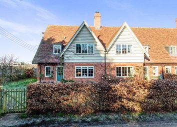 Thumbnail 4 bed cottage for sale in Provender Lane, Norton, Faversham