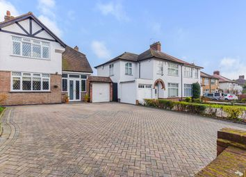 Thumbnail 3 bed detached house for sale in Avery Hill Road, Eltham