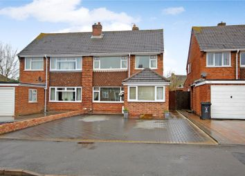 Thumbnail 3 bed semi-detached house for sale in Grange Drive, Stratton, Wiltshire
