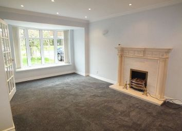Thumbnail 4 bed link-detached house to rent in Thelsford Way, Solihull