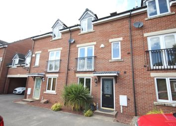 Thumbnail 4 bed town house for sale in De Havilland Way, Burbage, Hinckley
