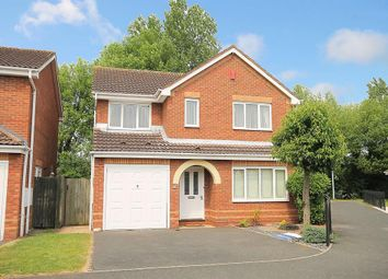 Thumbnail 4 bed detached house for sale in Oxbridge Way, Tamworth
