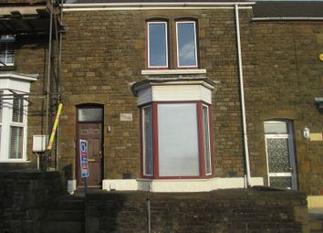 Thumbnail 3 bed terraced house for sale in Alice Street, Cwmdu, Swansea, City And County Of Swansea.