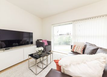 Thumbnail 1 bedroom flat to rent in Navigation Point, Station Approach, Hayes, Middlesex