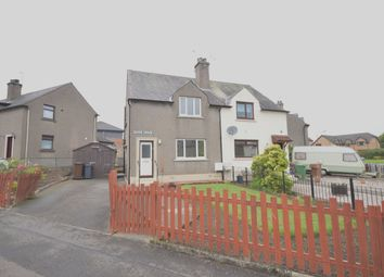 Thumbnail 2 bed semi-detached house for sale in Aitken Crescent, Stirling