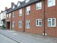 Thumbnail 1 bed flat to rent in Leveson Court, Newhampton Road West, Wolverhampton