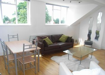 2 bed flat to rent in Warwick Place, Leamington Spa CV32
